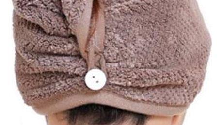 Speciální ručník na vlasy B05286 - dodání do 2 dnů