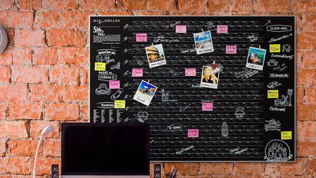 Splňte si sny! Motivační mapa Map Your Dreams