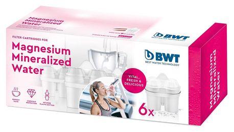 Maxxo Náhradní filtry BWT magnesium 6 ks,