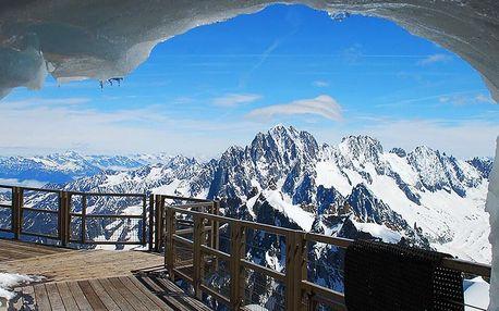 Krásy Alp: zájezd do Švýcarska, Francie a Itálie