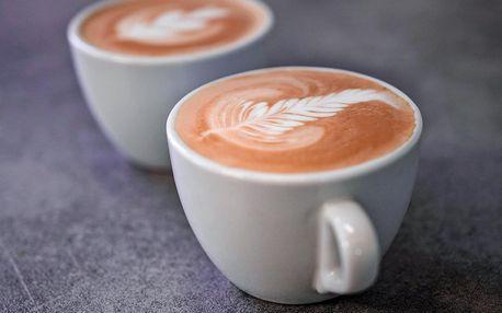 Čerstvá Káva na Letné: 1 i 2 šálky dle výběru