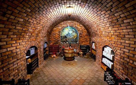 Jižní Morava: pobyt v oceněném Hotelu Weiss *** s konzumací sudových vín, prohlídkou pivovaru a stravou