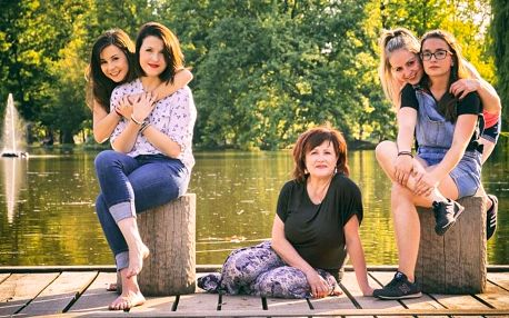 Balíčky focení: portréty, těhotenské i rodinné