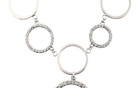 Fashion Icon Náhrdelník kroužky