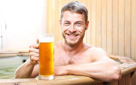 Křivoklátsko: relax v Hotelu Lions s all inclusive, neomezeným wellness, procedurami a pivní koupelí
