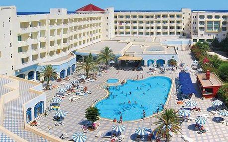Tunisko - Hammamet letecky na 3-23 dnů, all inclusive
