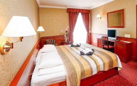 Maďarsko: Eger v Hotelu Ködmön **** s neomezeným wellness, vstupem do termálních lázní a polopenzí