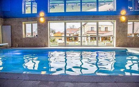 Podzim na Křivoklátsku v Hotelu Lions s neomezeným wellness, procedurami a polopenzí se zmrzlinovým bufetem