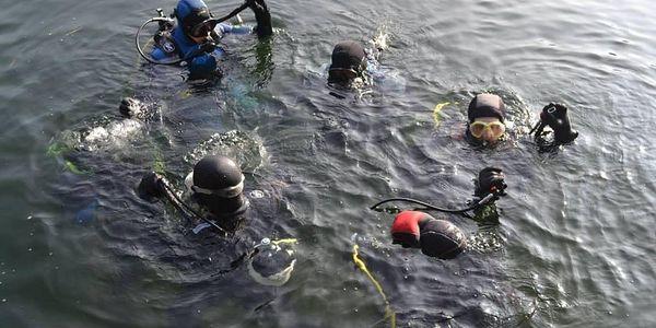 Ponor ve volné vodě s dohledem a zaškolením pro 1 osobu2