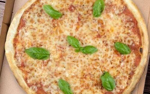 1 pizza (⌀ 24 cm) dle výběru2