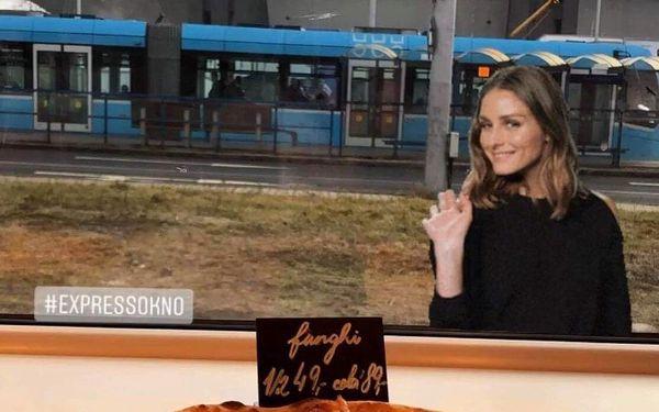 1 pizza (⌀ 24 cm) dle výběru3