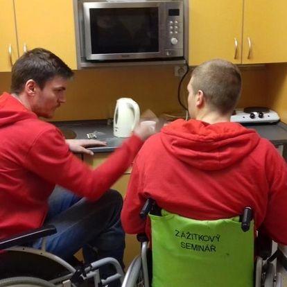 Zážitkový kurz - Život s handicapem
