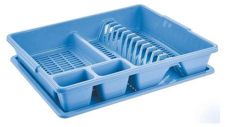 Tontarelli Odkapávač na nádobí LARGE, světle modrá 8071028788