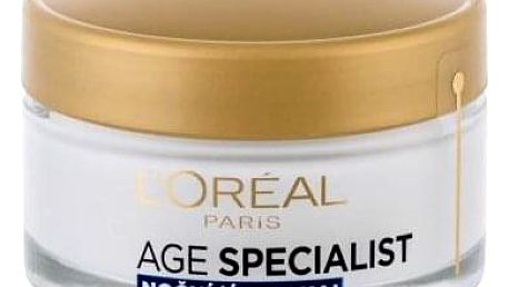 L´Oréal Paris Age Specialist 65+ 50 ml noční pleťový krém proti vráskám pro ženy