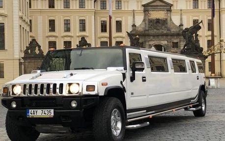 Párty jízda v Hummer limuzíně