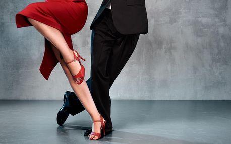 Argentinské tango pro pár: 1, 5 a 10 lekcí