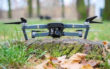 Pronájem dronu DJI