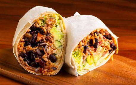 Burrito nebo quesadillas pro 2 osoby