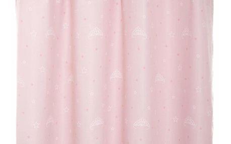Dekorativní závěs pro dětský pokoj, zářivka, Atmosphera créateur d'intérieur 140x260 cm
