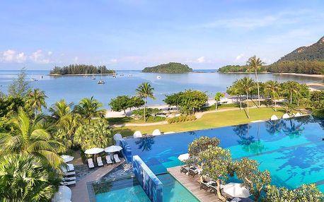 5* The Danna Langkawi Resort s polopenzí