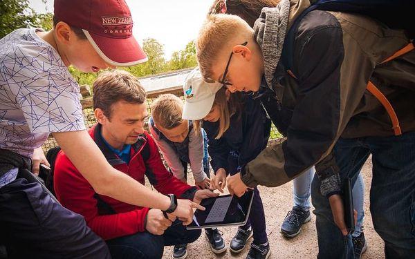 Pražská Zoo - venkovní úniková hra2