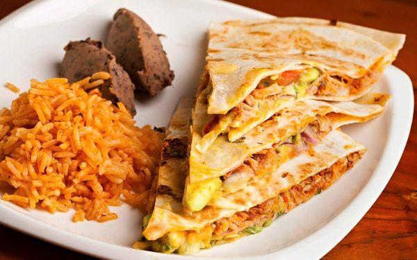 Burrito nebo quesadillas pro 2 osoby4