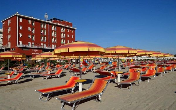 Itálie - Rimini na 8 dnů, polopenze