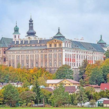 Broumovsko v penzionu s polopenzí – ubytování na pokojích nebo v apartmánech