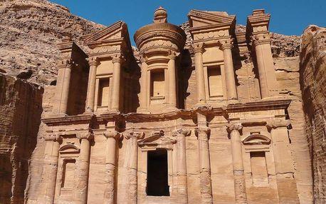 Jordánsko a Izrael - biblické památky a Mrtvé moře, Akaba