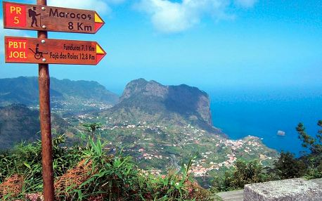 Madeira - exotický ráj na dosah, květinový ostrov věčného jara, Madeira