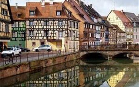 Alsaská zimní pohádka o víně, Alsasko
