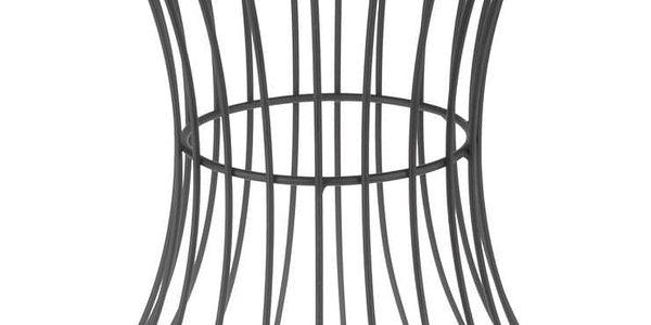 Emako Příležitostný stolek,dřevěný Ø 30 cm