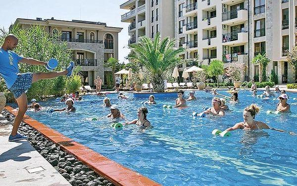 Hotel Cascadas Family Resort, Burgas, letecky, bez stravy2