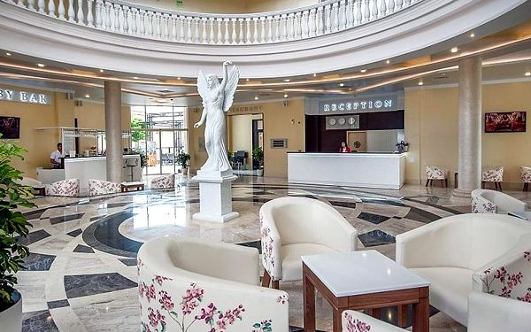 Hotel Rome Palace Deluxe, Burgas, letecky, all inclusive2