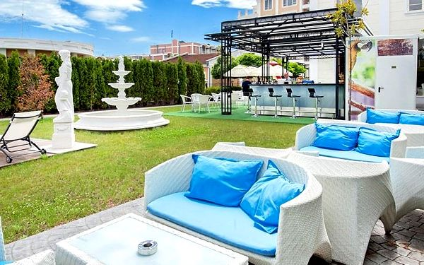 Hotel Rome Palace Deluxe, Burgas, letecky, all inclusive3