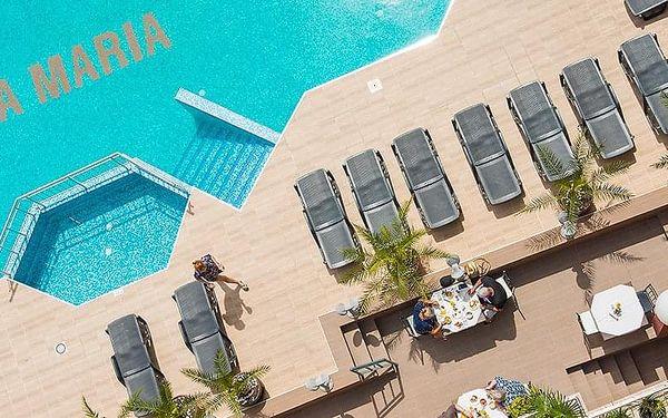 Hotel Tia Maria, Burgas, letecky, snídaně v ceně2
