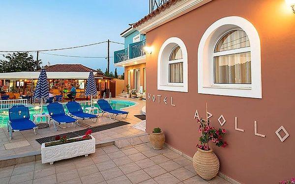 Hotel Apollon, Zakynthos, letecky, snídaně v ceně4