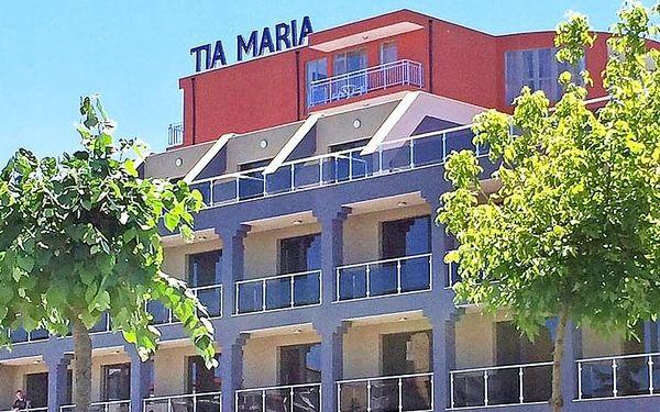 Hotel Tia Maria, Burgas, letecky, snídaně v ceně4