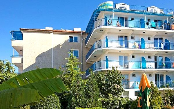 Hotel Elvira, Burgas, letecky, all inclusive5