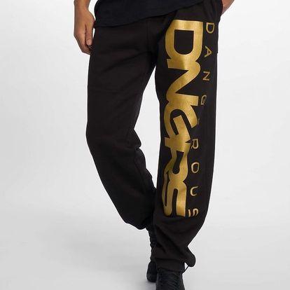 Dangerous DNGRS / Sweat Pant Classic in black XL