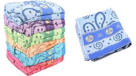 Sada 12 ks ručníků