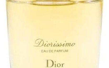 Christian Dior Les Creations de Monsieur Dior Diorissimo 50 ml parfémovaná voda tester pro ženy
