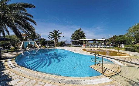 Itálie - Ischia letecky na 8 dnů