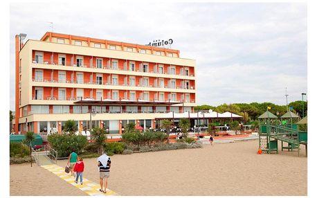 Itálie - Caorle na 4-12 dnů, polopenze