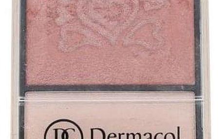 Dermacol Blush & Illuminator 9 g tvářenka s rozjasňovačem pro ženy 1