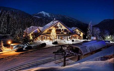 Wellness pobyt v prvním ski-in / ski-out hotelu v Jasné - Hotel Pošta ****