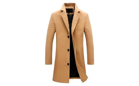 Pánský kabát Emmett - dodání do 2 dnů