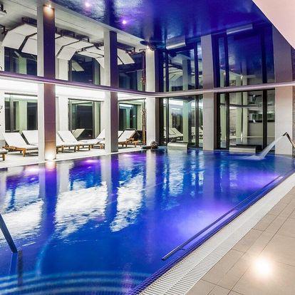 Romantika v Zámku Lužec Spa & Wellness Resort**** s procedurami a polopenzí