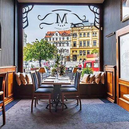 Česká Lípa ve 4* hotelu Morris s wellness a plnou penzí, i speciál pro dámy a 1 dítě zdarma