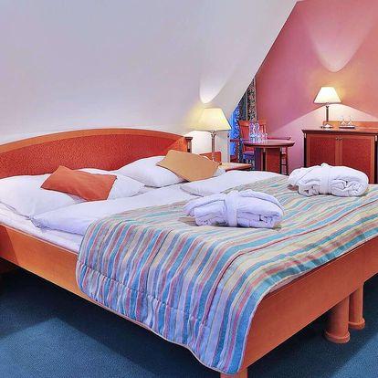 Villa Savoy Spa & Wellness v Mariánských Lázních s procedurami a plnou penzí